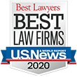 Best Lawyers Best Law Firms U.S. News 2020